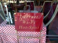 wifi w lokalu